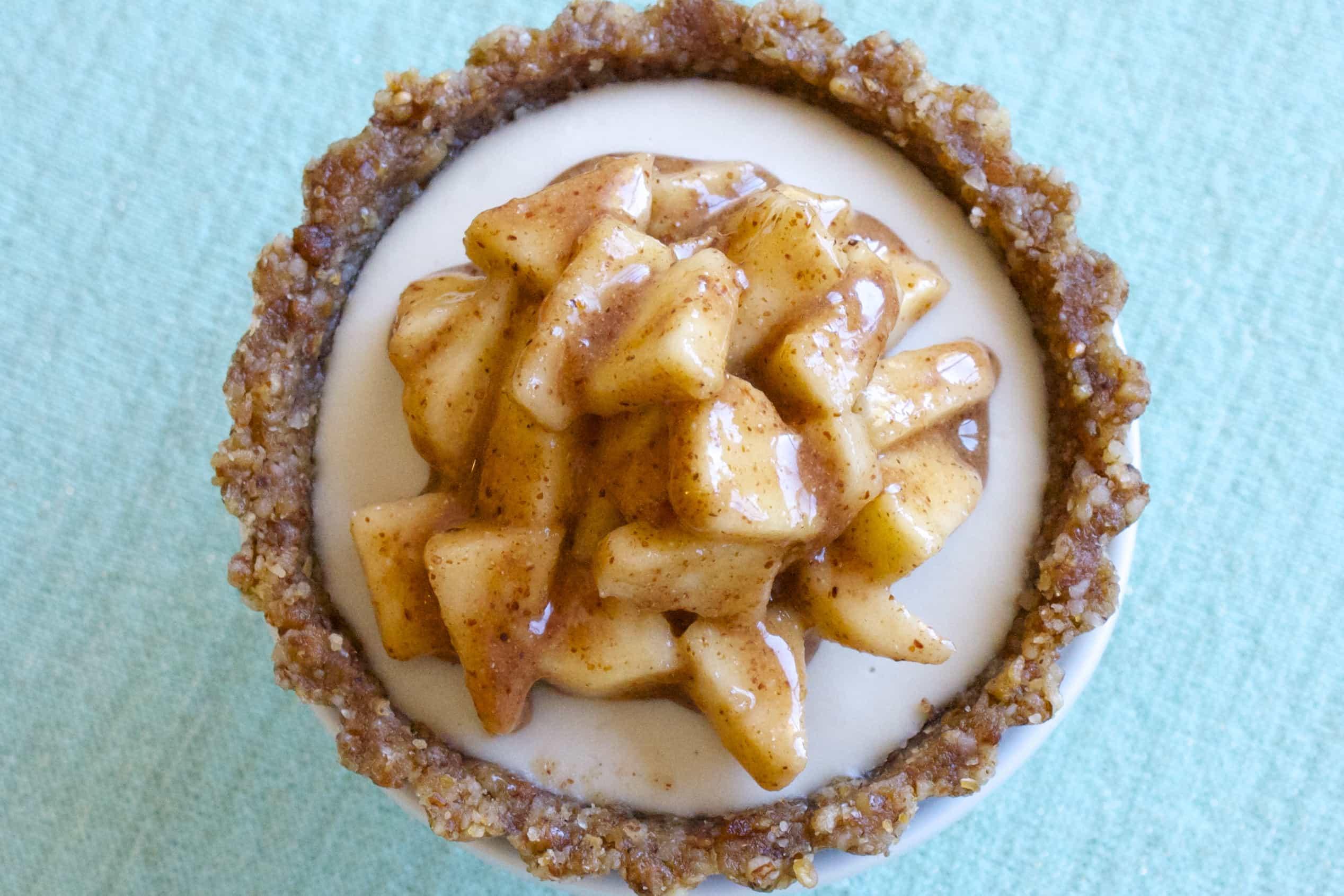 Vegan Apple Dessert  10 Raw Vegan Apple Dessert Recipes Sweetly RawSweetly Raw