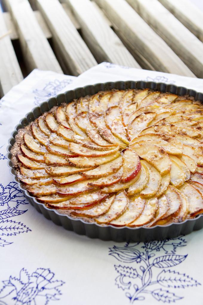 Vegan Apple Pie Recipe  Vegan and Gluten Free Apple Pie Recipe