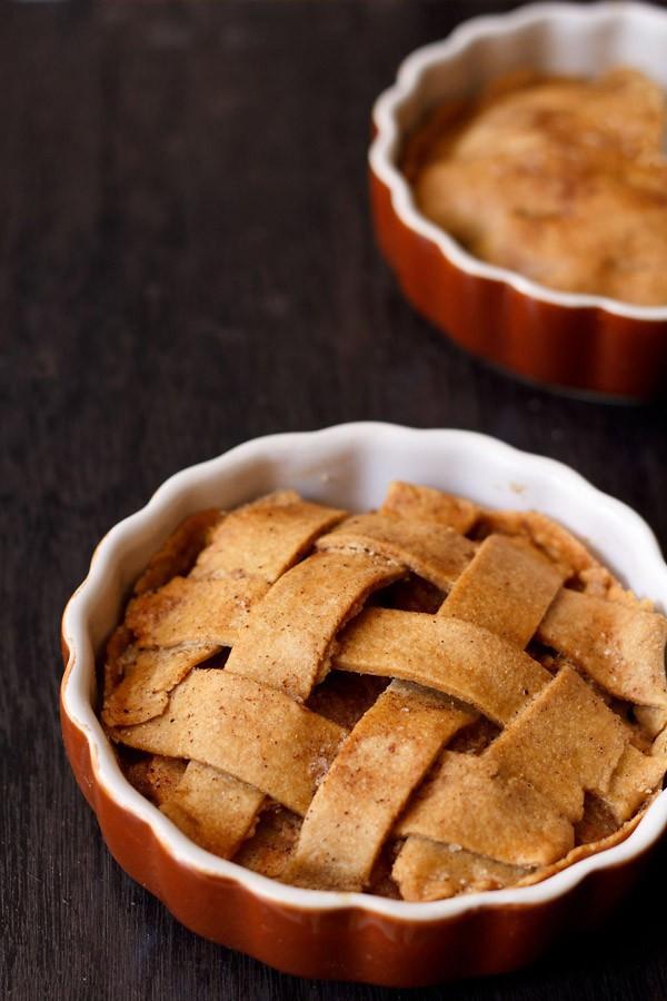 Vegan Apple Pie Recipe  apple pie recipe how to make eggless apple pie
