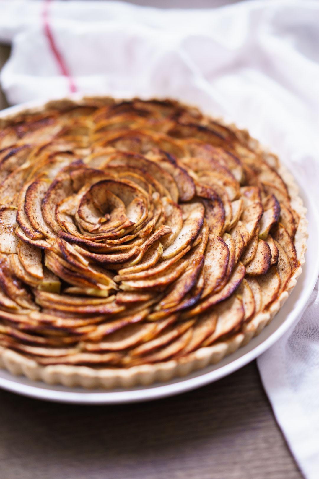 Vegan Apple Pie Recipe  Vegan Apple Pie Passionately Keren