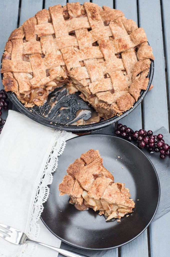 Vegan Apple Pie Recipe  Vegan Whole Wheat Apple Pie Vegan Family Recipes