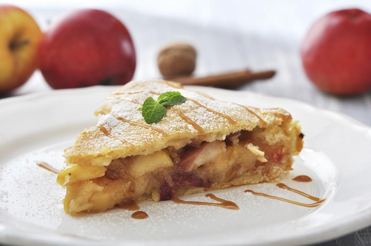 Vegan Apple Pie  Best Vegan Apple Pie Recipe