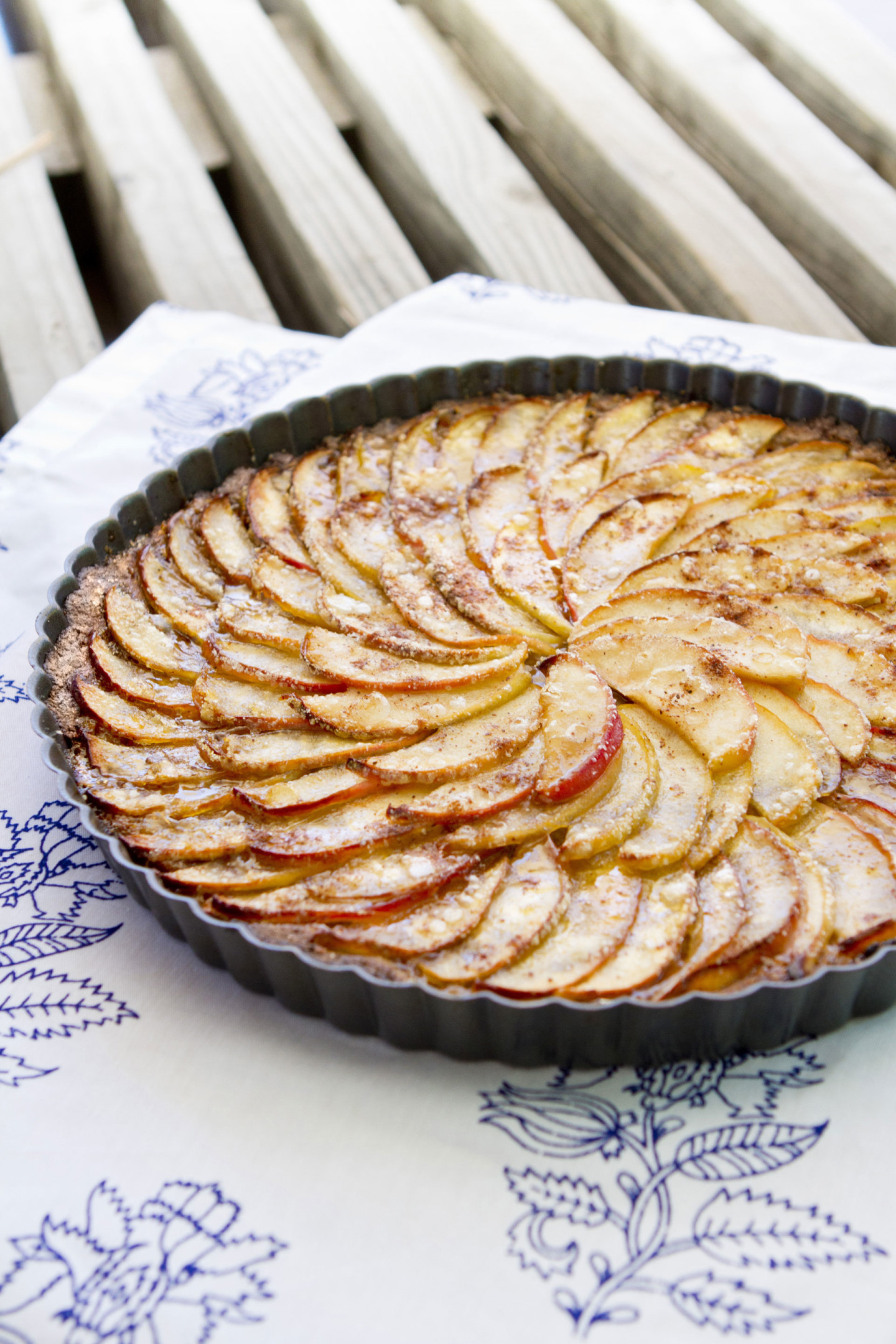 Vegan Apple Pie  The Plantpower Way to a Vegan Diet for the 21st Century