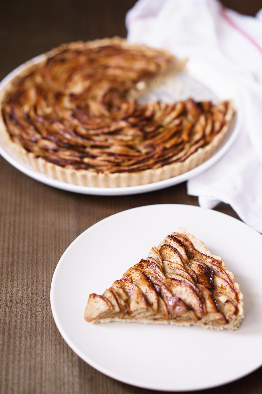 Vegan Apple Pie  Vegan Apple Pie Passionately Keren
