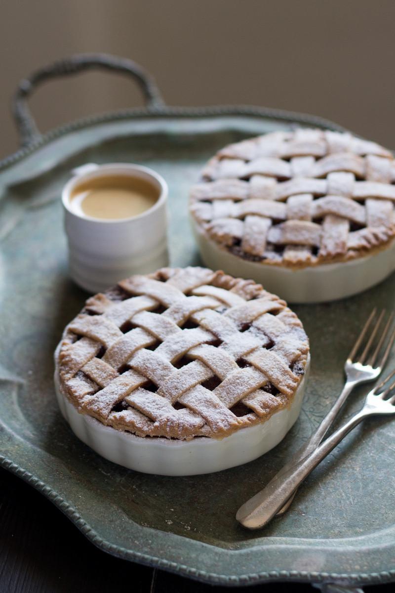 Vegan Apple Pie  Lattice apple pie Lazy Cat Kitchen