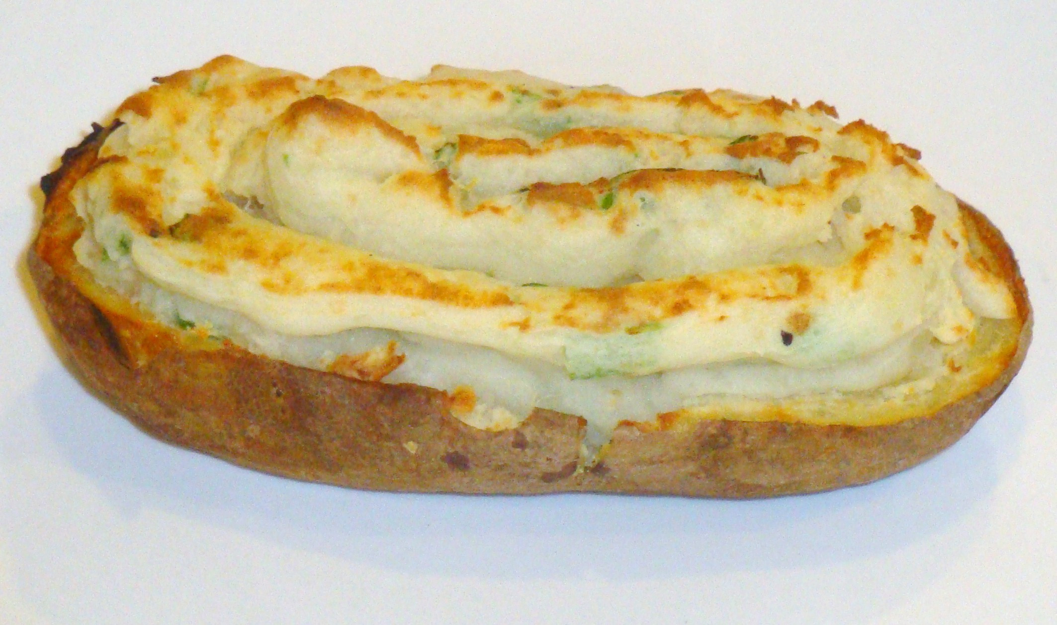 Vegan Baked Potato  Vegan Twice Baked Potatoes BerryRipe