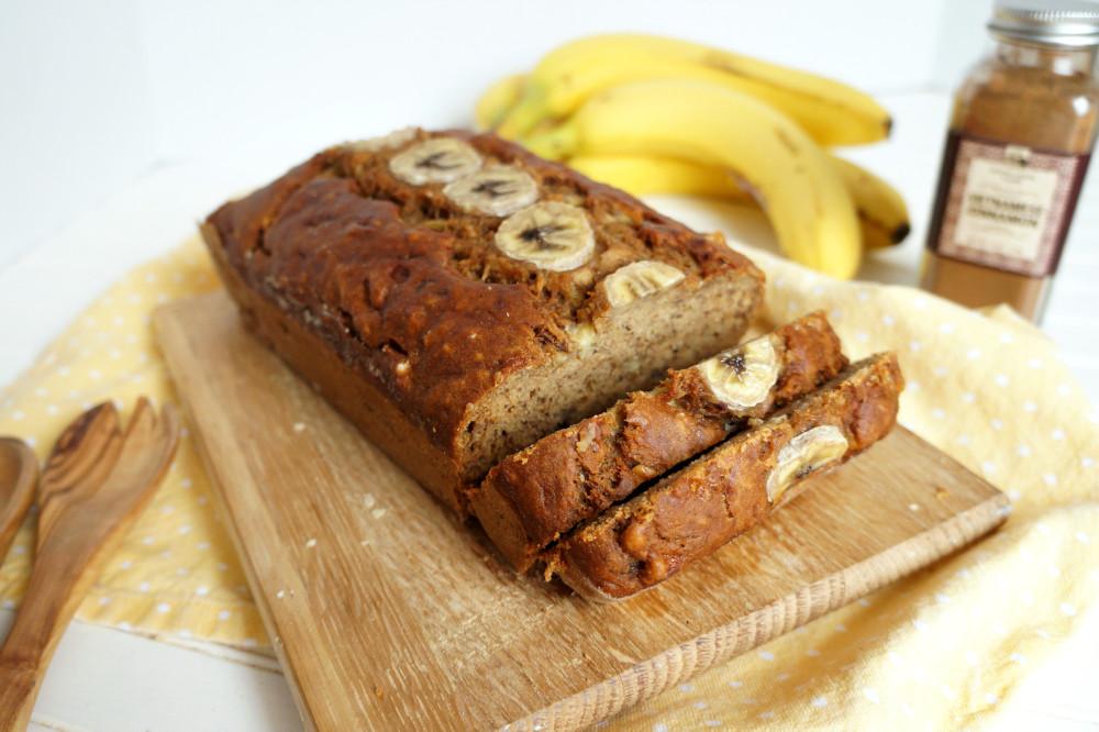 Vegan Banana Bread  the perfect vegan banana bread