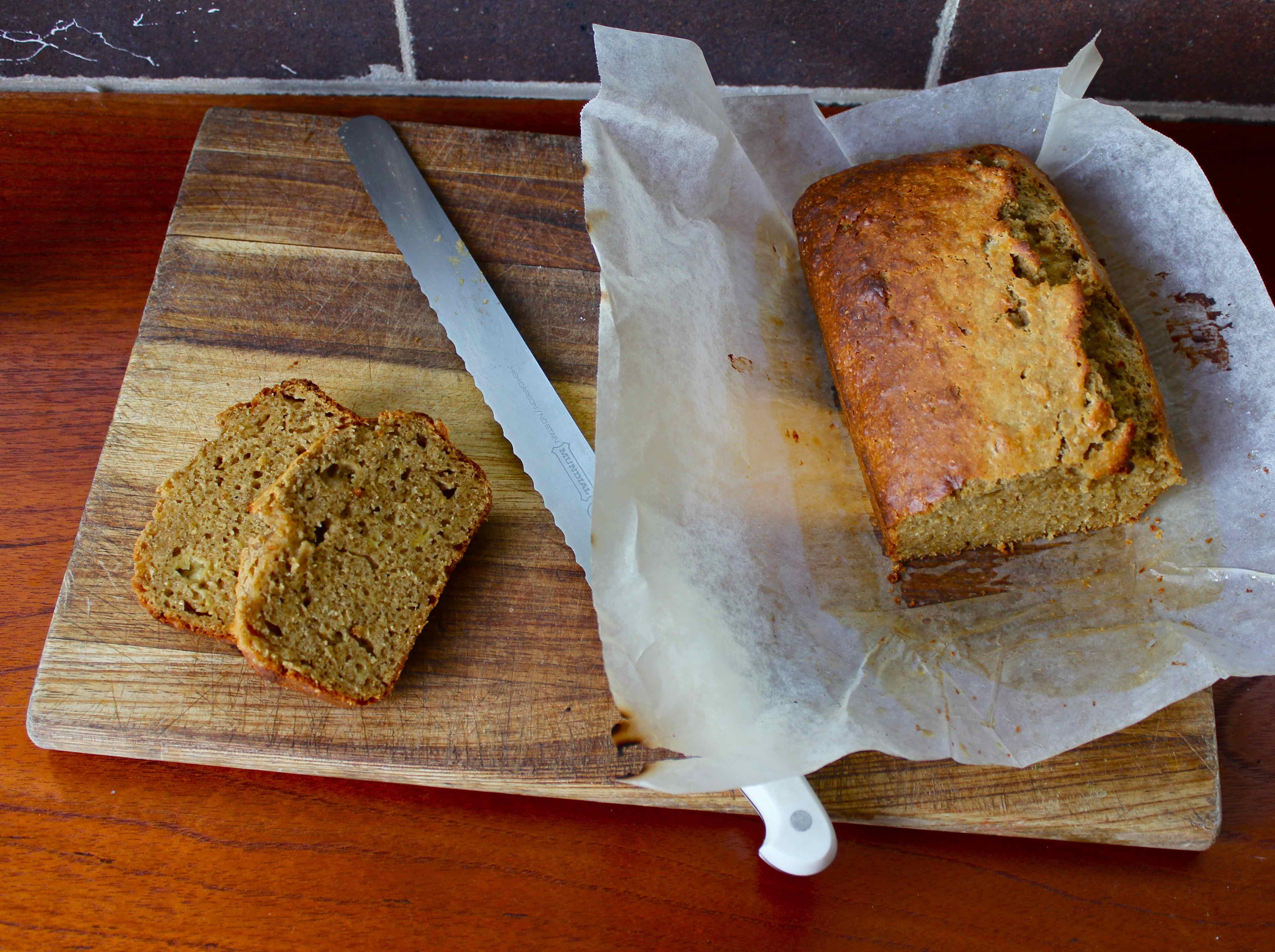 Vegan Banana Bread  Wholesome Vegan Banana Bread