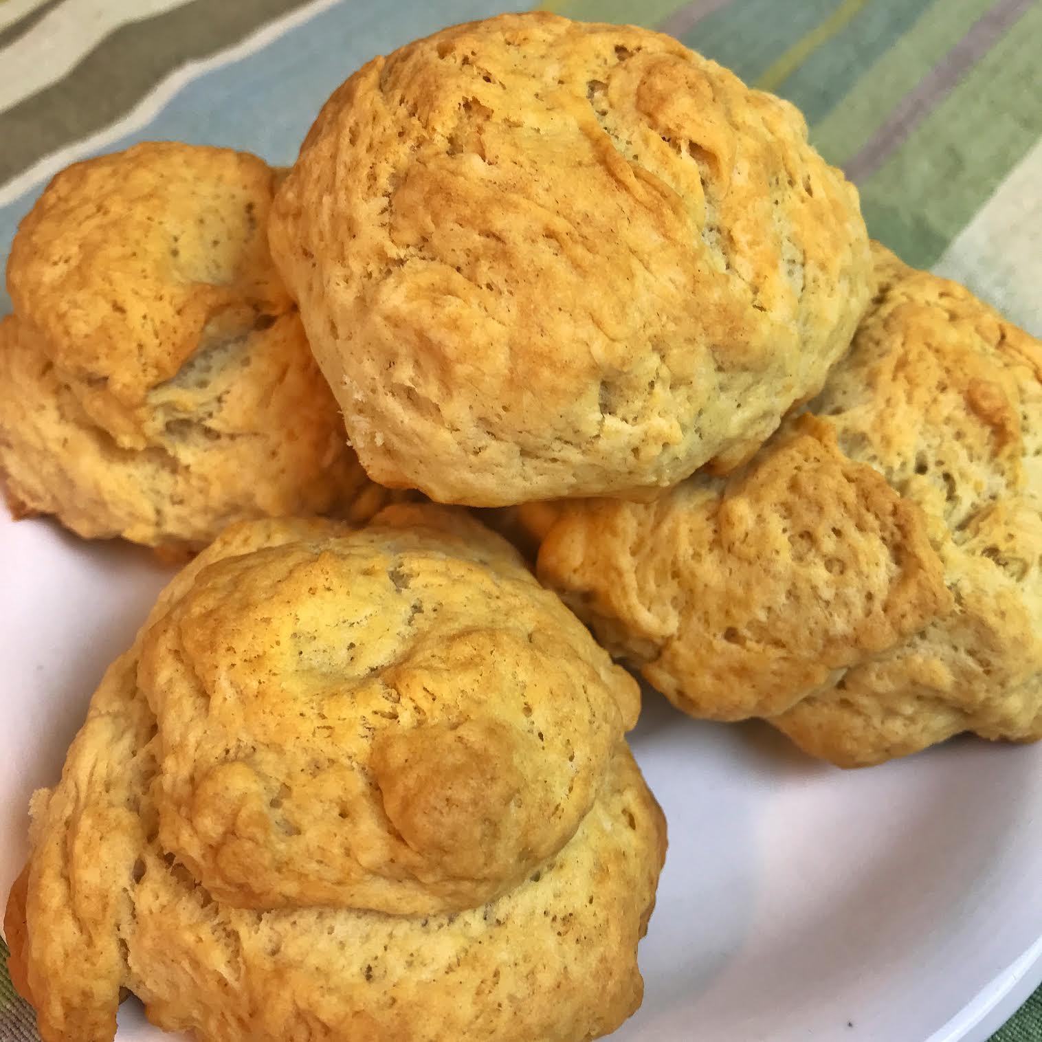 Vegan Biscuit Recipe  Recipe Thursday Vegan Biscuits