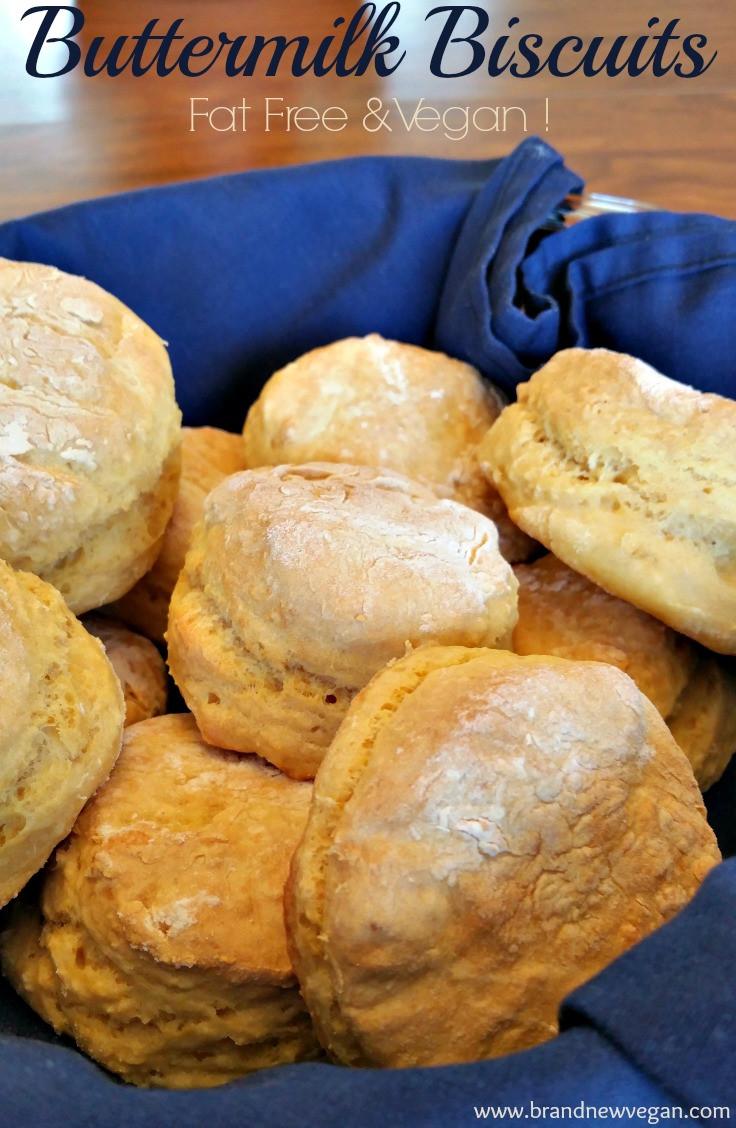 Vegan Biscuit Recipe  Fluffy Vegan Buttermilk Biscuits Brand New Vegan
