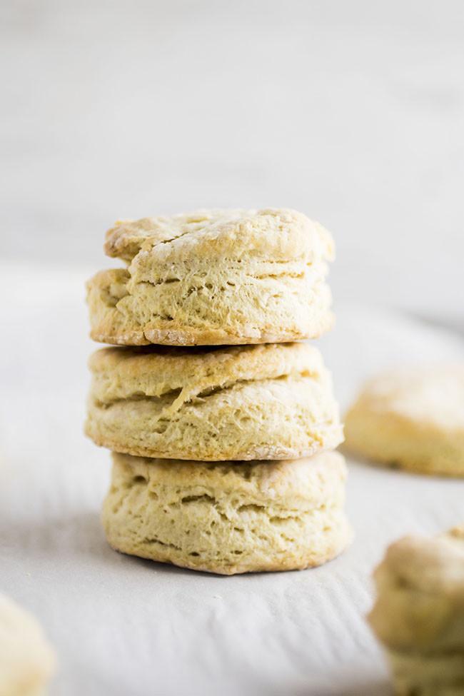 Vegan Biscuit Recipe  Easy Vegan Biscuits