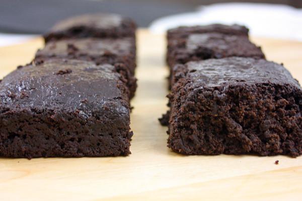 Vegan Black Bean Brownies  Vegan Black Bean Brownies Around the World in 80 Cakes