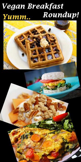Vegan Breakfast Recipe  Vegan Breakfast Recipes Roundup Plant Based Recipes