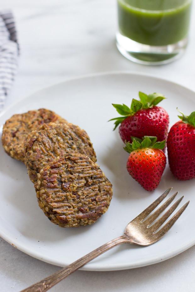 Vegan Breakfast Sausage Recipe  vegan breakfast sausage