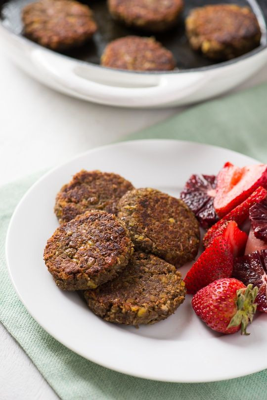 "Vegan Breakfast Sausage Recipe  Ve arian ""Sausage"" Patties Recipe"