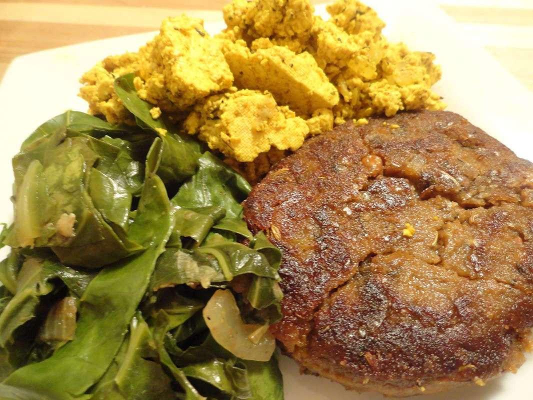 Vegan Breakfast Sausage Recipe  Breakfast Sausage Patties [Vegan Gluten Free] e Green