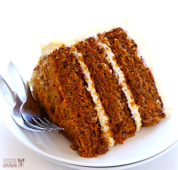 Vegan Carrot Cake Recipe  Vegan Gluten Free Carrot Cake