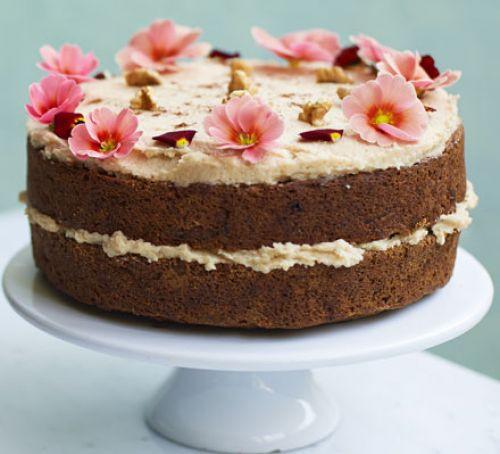 Vegan Carrot Cake Recipe  Vegan carrot cake recipe
