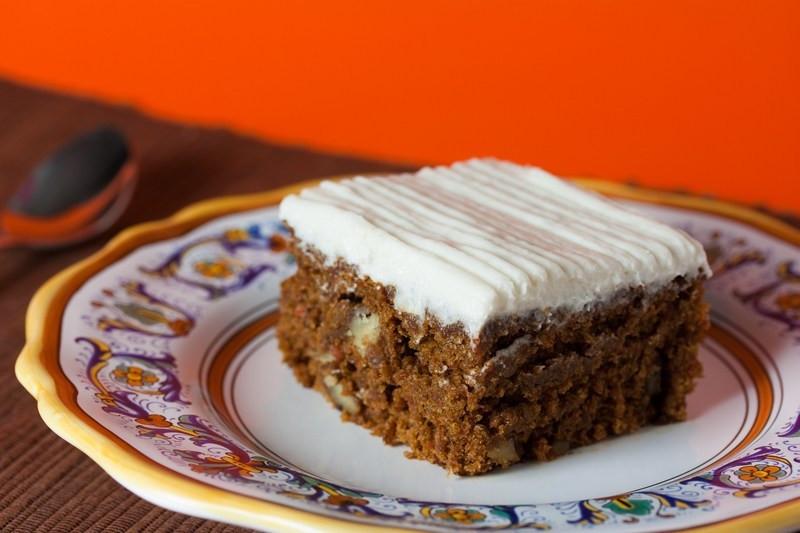 Vegan Carrot Cake Recipe  Vegan Carrot Cake Veganbaking Recipes desserts
