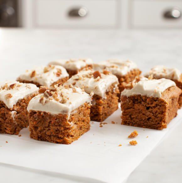 Vegan Carrot Cake Recipe  Vegan Carrot Cake & Frosting Recipe Love and Lemons