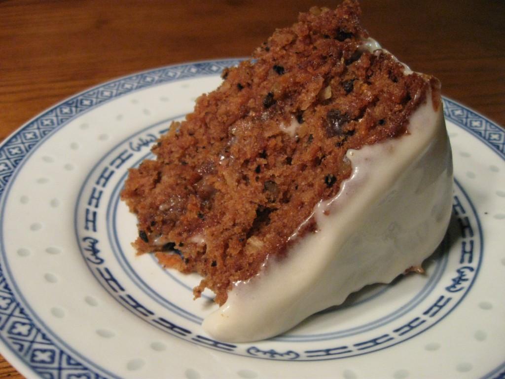 Vegan Carrot Cake Recipe  Vegan Carrot Cake a Healthy Sweet Treat Chemical Free