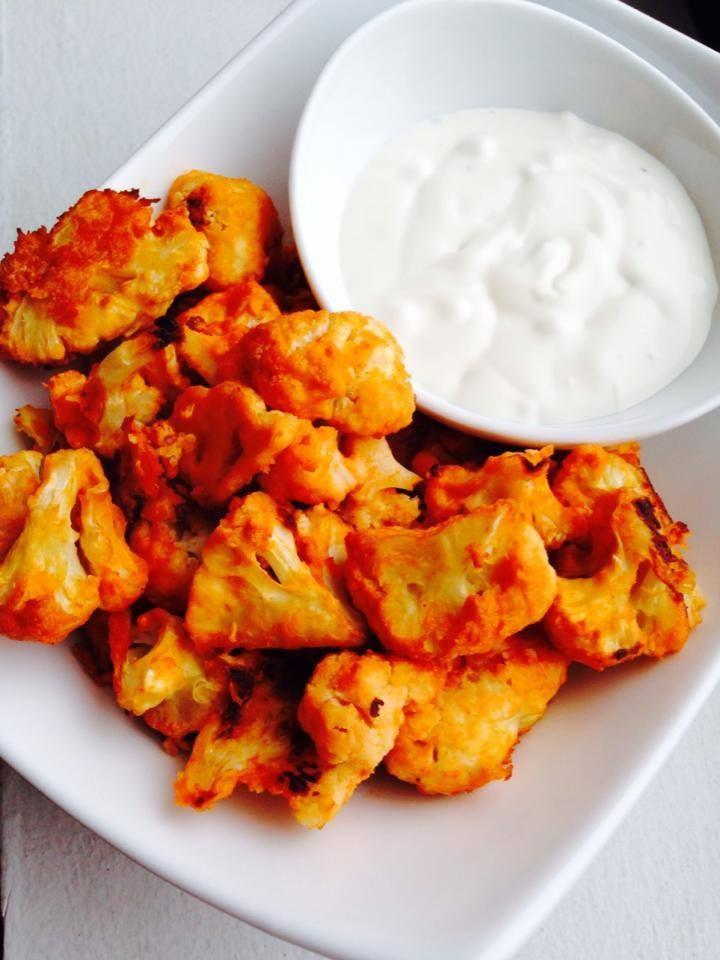 Vegan Cauliflower Wings  Crispy Cauliflower Buffalo Wings Gluten Free