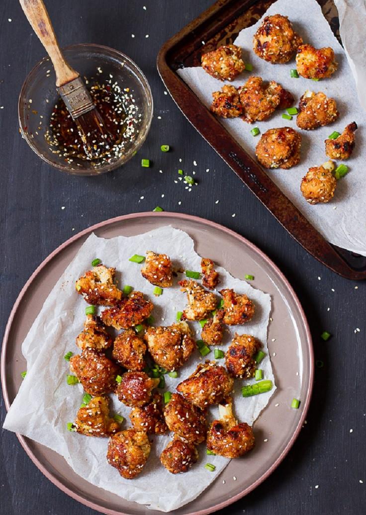 Vegan Cauliflower Wings  14 Carefully Selected Cauliflower Recipes