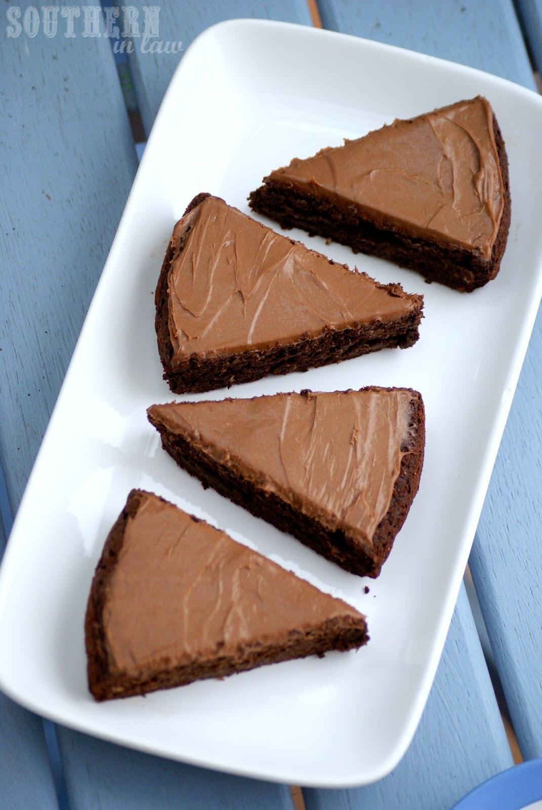 Vegan Chocolate Cake  Southern In Law Recipe Healthy Chocolate Cake Vegan too