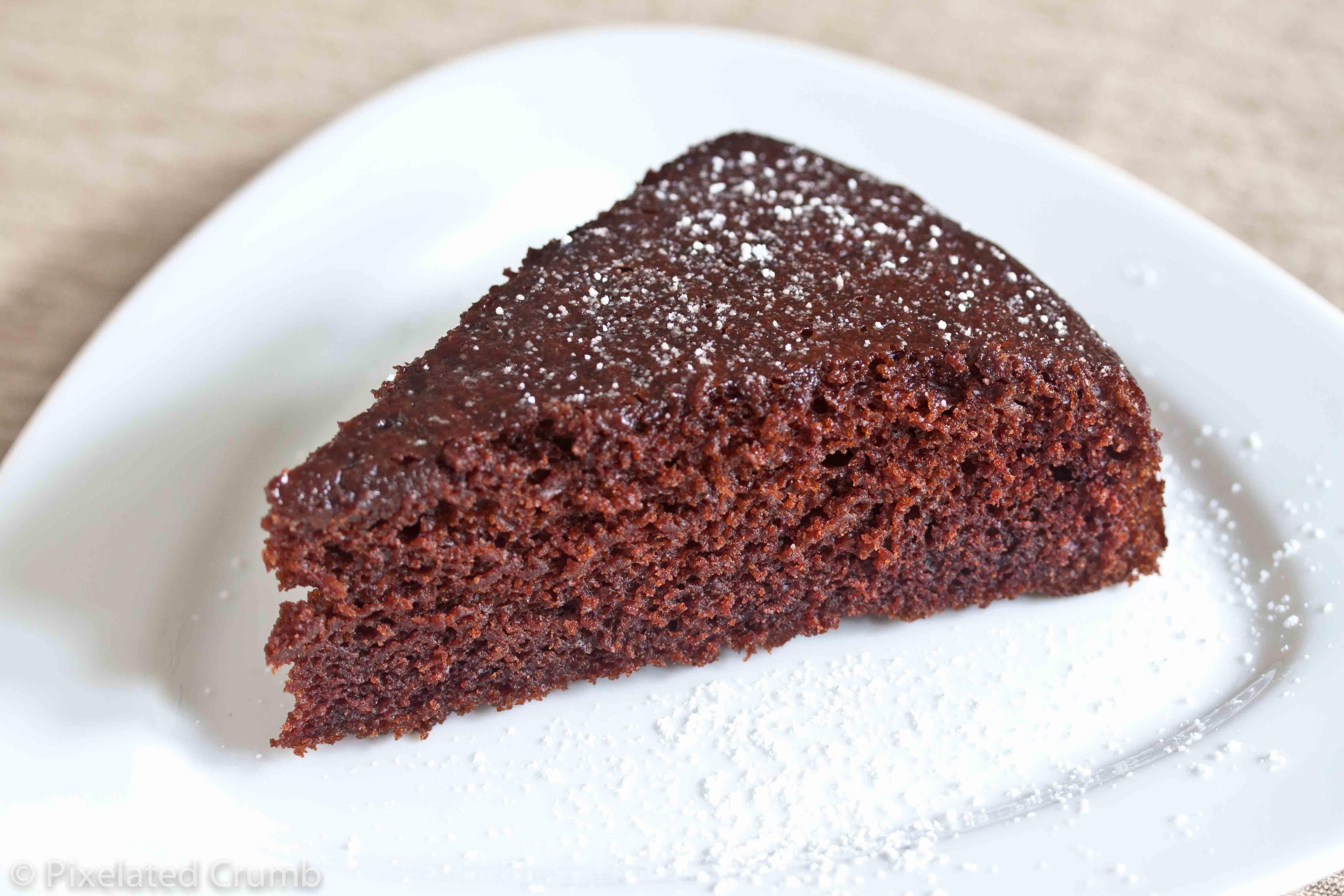 Vegan Chocolate Cake  The Easiest Chocolate Cake Recipe in the World
