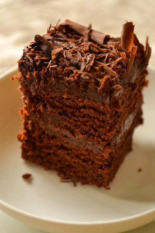 Vegan Chocolate Cake  EGGLESS CHOCOLATE CAKE VEGAN CHOCOLATE CAKE