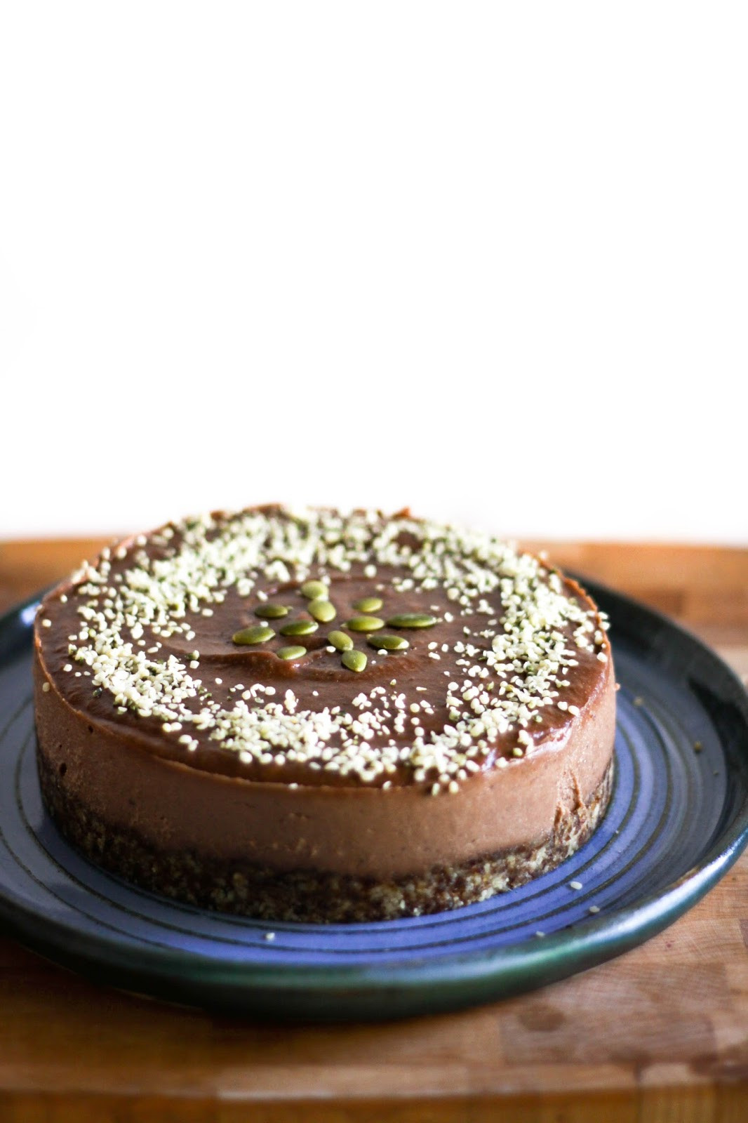 Vegan Chocolate Cake  This Rawsome Vegan Life RAW VEGAN CHOCOLATE CAKE
