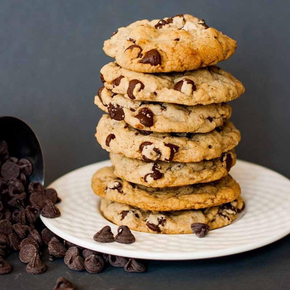 Vegan Chocolate Chip Cookies Recipe  The Best Vegan Chocolate Chip Cookie Recipe