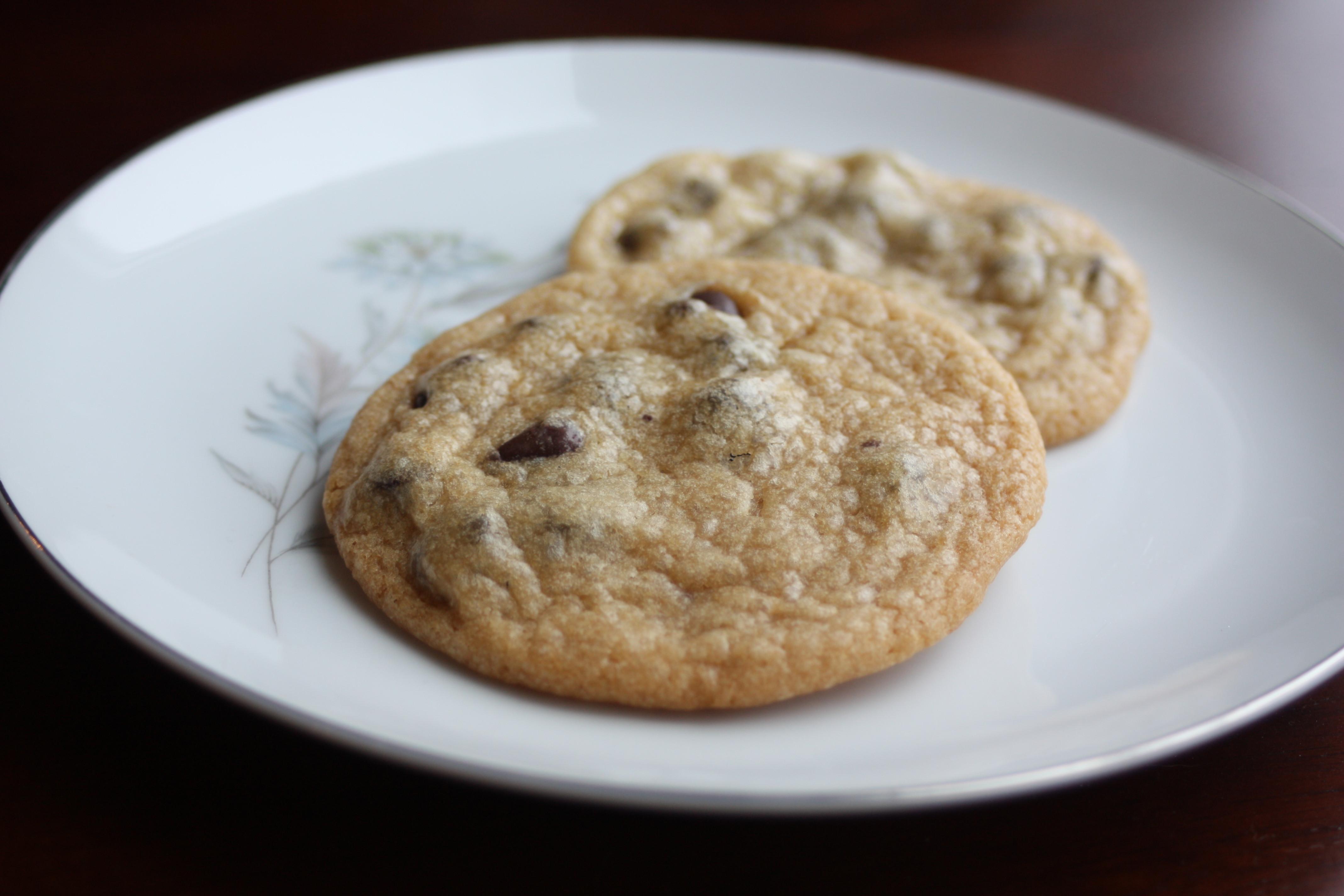 Vegan Chocolate Chip Cookies Recipe  Vegan Chocolate Chip Cookies Recipe Around the World in