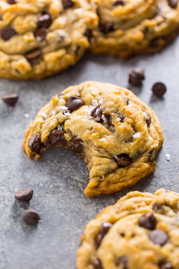 Vegan Chocolate Chip Cookies Recipe  The BEST Vegan Chocolate Chip Cookies in the World