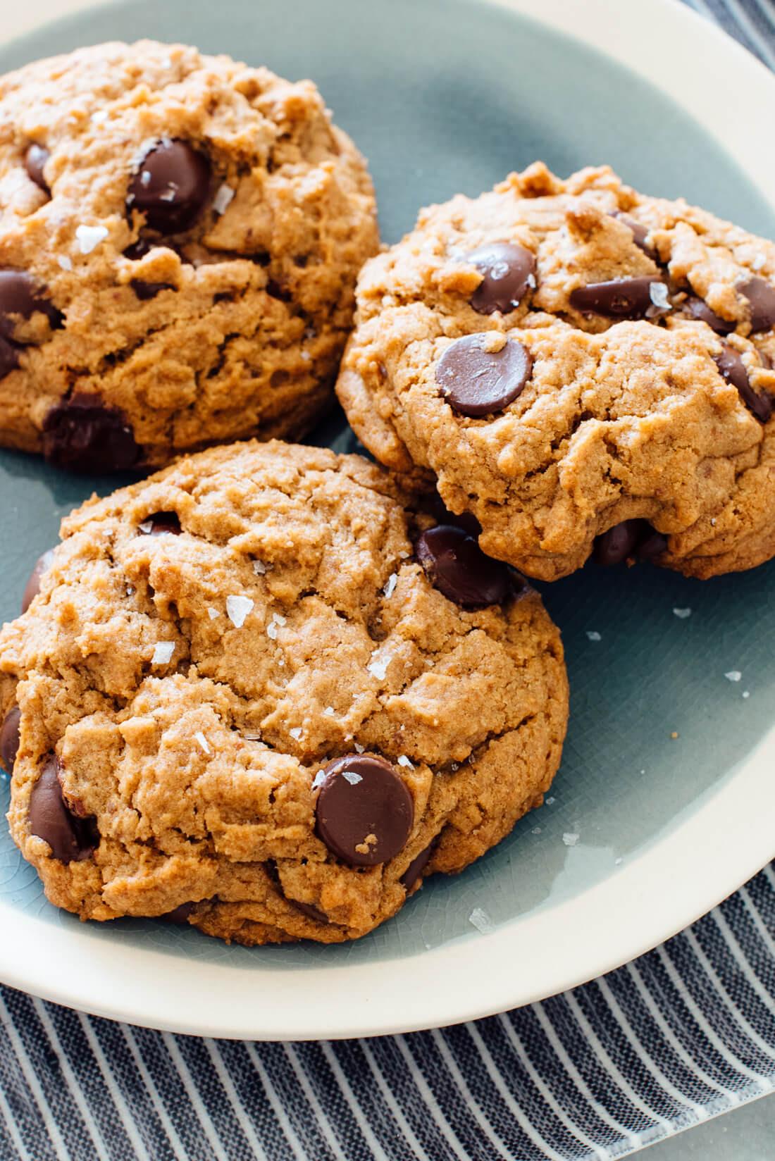 Vegan Chocolate Chip Cookies Recipe  Vegan Chocolate Chip Cookies Recipe — Dishmaps