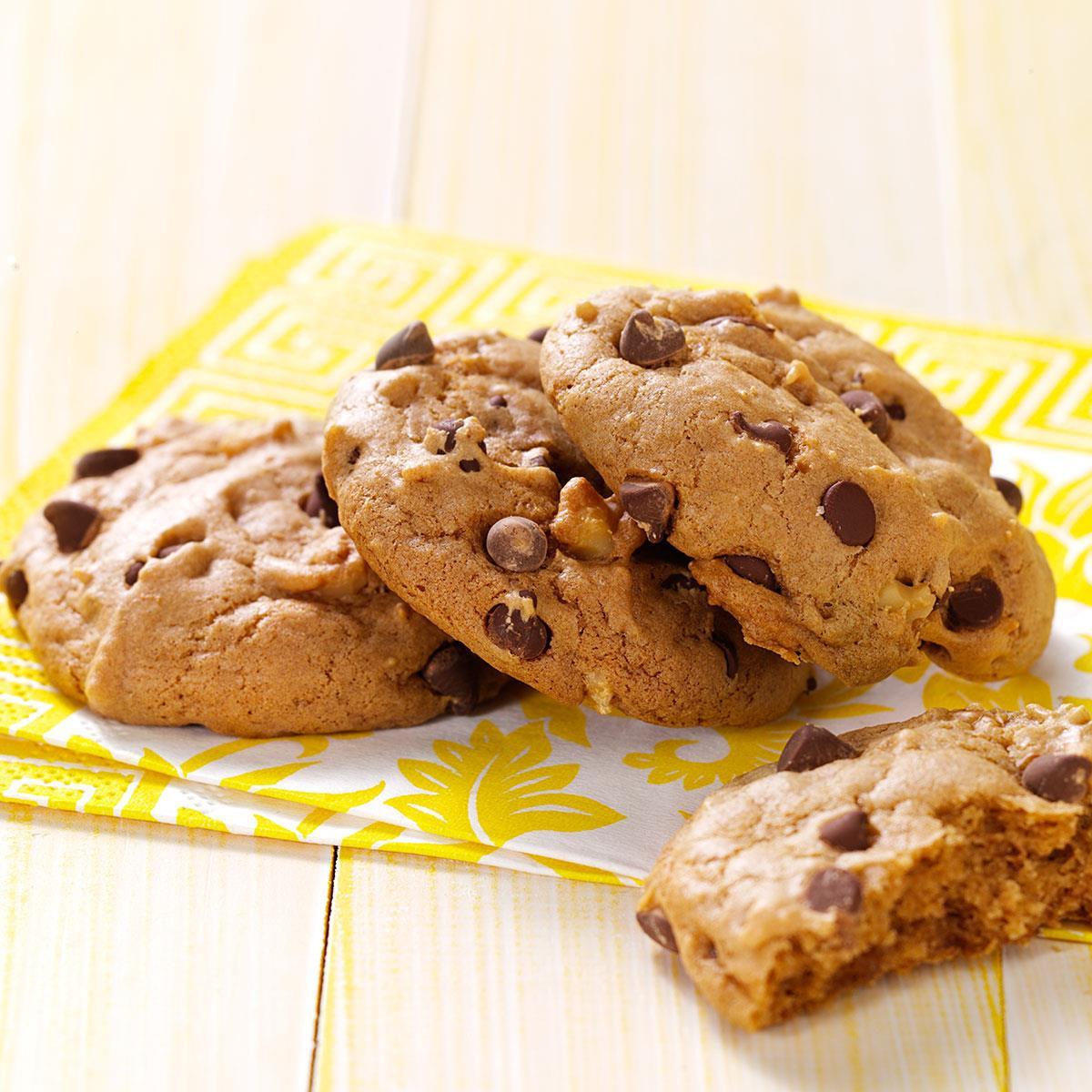 Vegan Chocolate Chip Cookies Recipe  Vegan Chocolate Chip Cookies Recipe