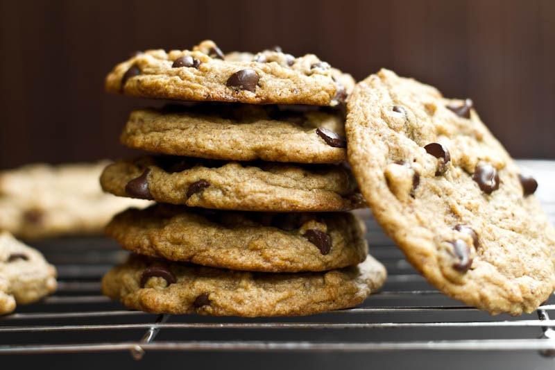 Vegan Chocolate Chip Cookies Recipe  Vegan Chocolate Chip Cookies — Oh She Glows