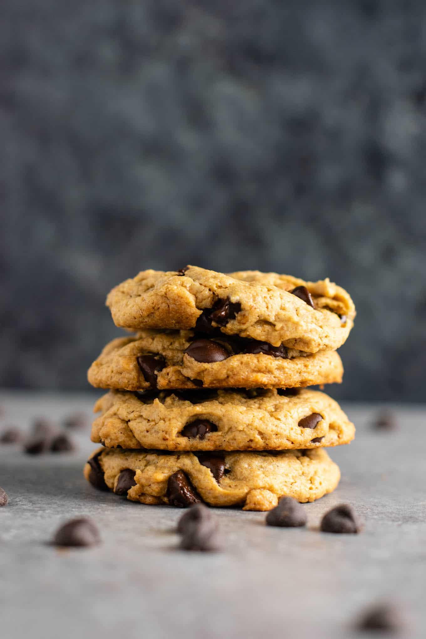 Vegan Chocolate Chip Cookies Recipe  Vegan Chocolate Chip Cookies Recipe Build Your Bite