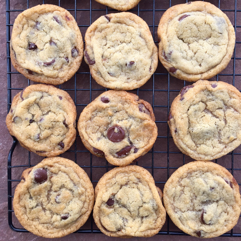Vegan Chocolate Chip Cookies Recipe  The Best Vegan Chocolate Chip Cookies