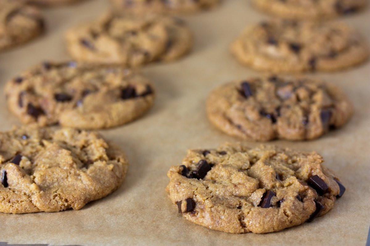 Vegan Chocolate Chip Cookies Recipe  The Ultimate Vegan Chocolate Chip Cookie Recipe With Maple