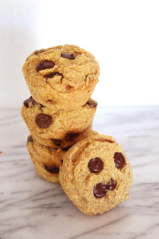 Vegan Chocolate Chip Muffins  Vegan Chocolate Chip Muffins Beaming Banana