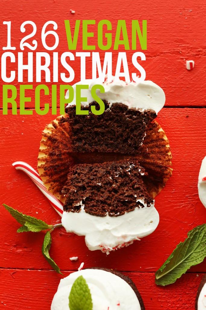 Vegan Christmas Desserts  126 Vegan Christmas Recipes