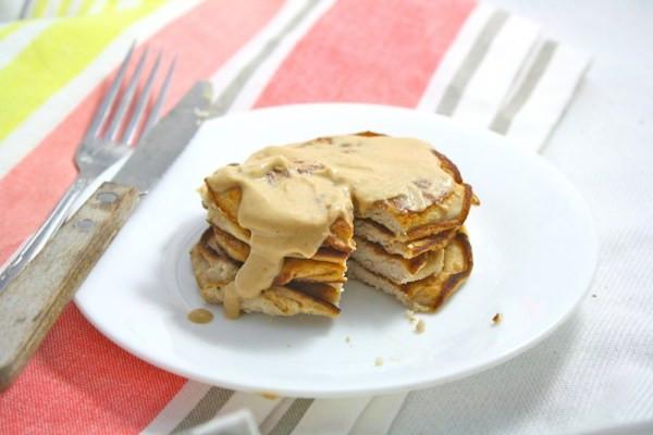 Vegan Coconut Flour Pancakes  Coconut Flour Pancakes Vegan Grain Free Paleo