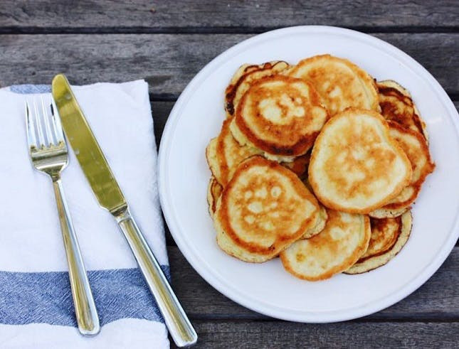 Vegan Coconut Flour Pancakes  15 Times Gwyneth Made Us Want to Go Vegan