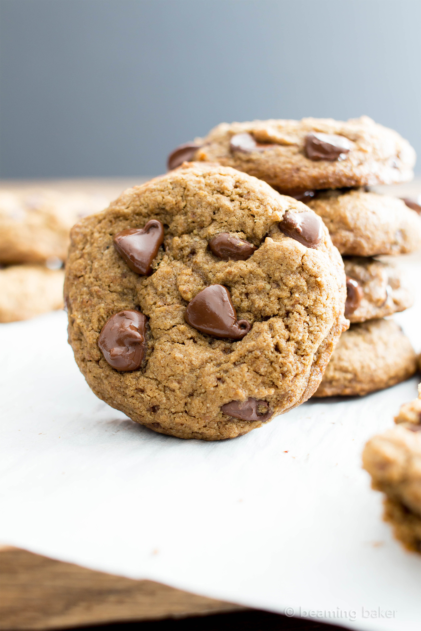 Vegan Cookie Recipes  Vegan Chocolate Chip Cookies Recipe Gluten Free Dairy