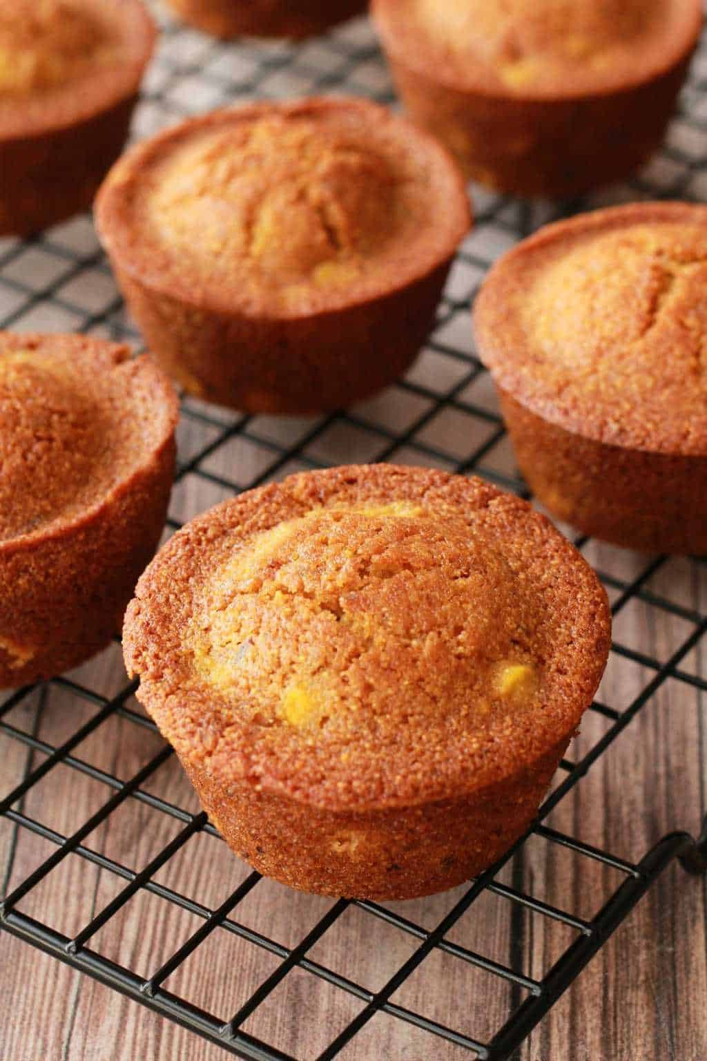 Vegan Cornbread Recipe  Vegan Cornbread Muffins Loving It Vegan