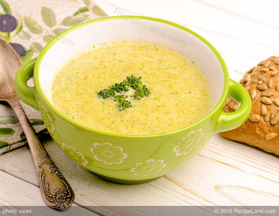 Vegan Cream Of Broccoli Soup  Vegan Cream of Broccoli Soup Recipe