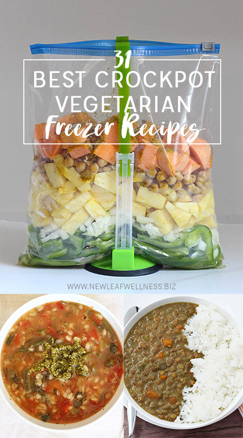 Vegan Crock Pot Recipes  31 Best Ve arian Crockpot Freezer Recipes – New Leaf