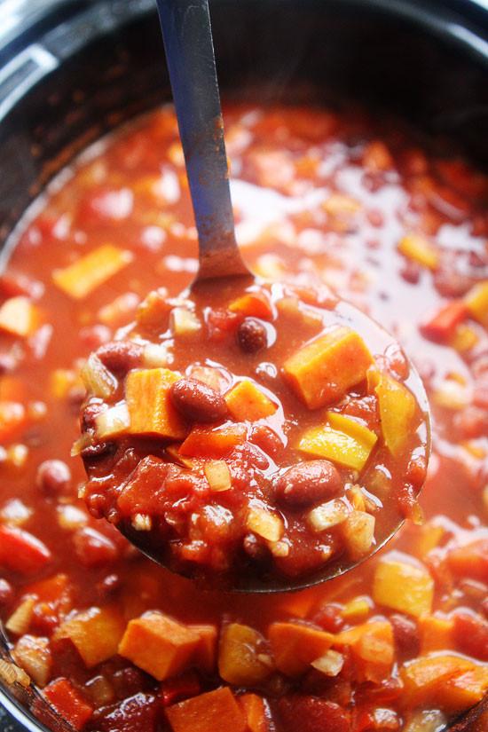 Vegan Crock Pot Recipes  Ve arian crock pot recipes potatoes Food potato recipes