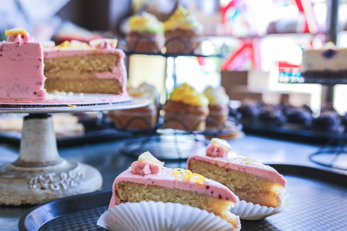Vegan Desserts Seattle  Vegan Bakery Make Believe Opens in Cap Hill Eater Denver